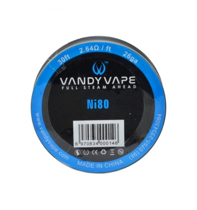 Ni80 Fused Clapton - Vandy Vape