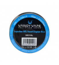Super Fine MTL Wire - Vandy Vape