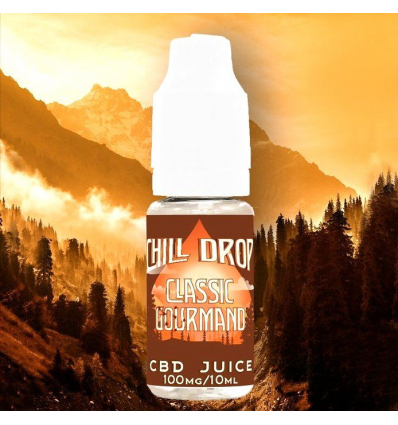 Classic Gourmand CBD - Chill Drop