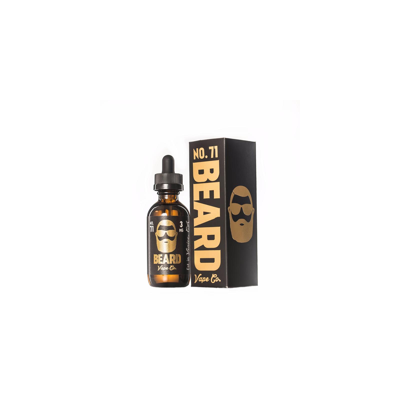 Beard X Series no 00 50ml