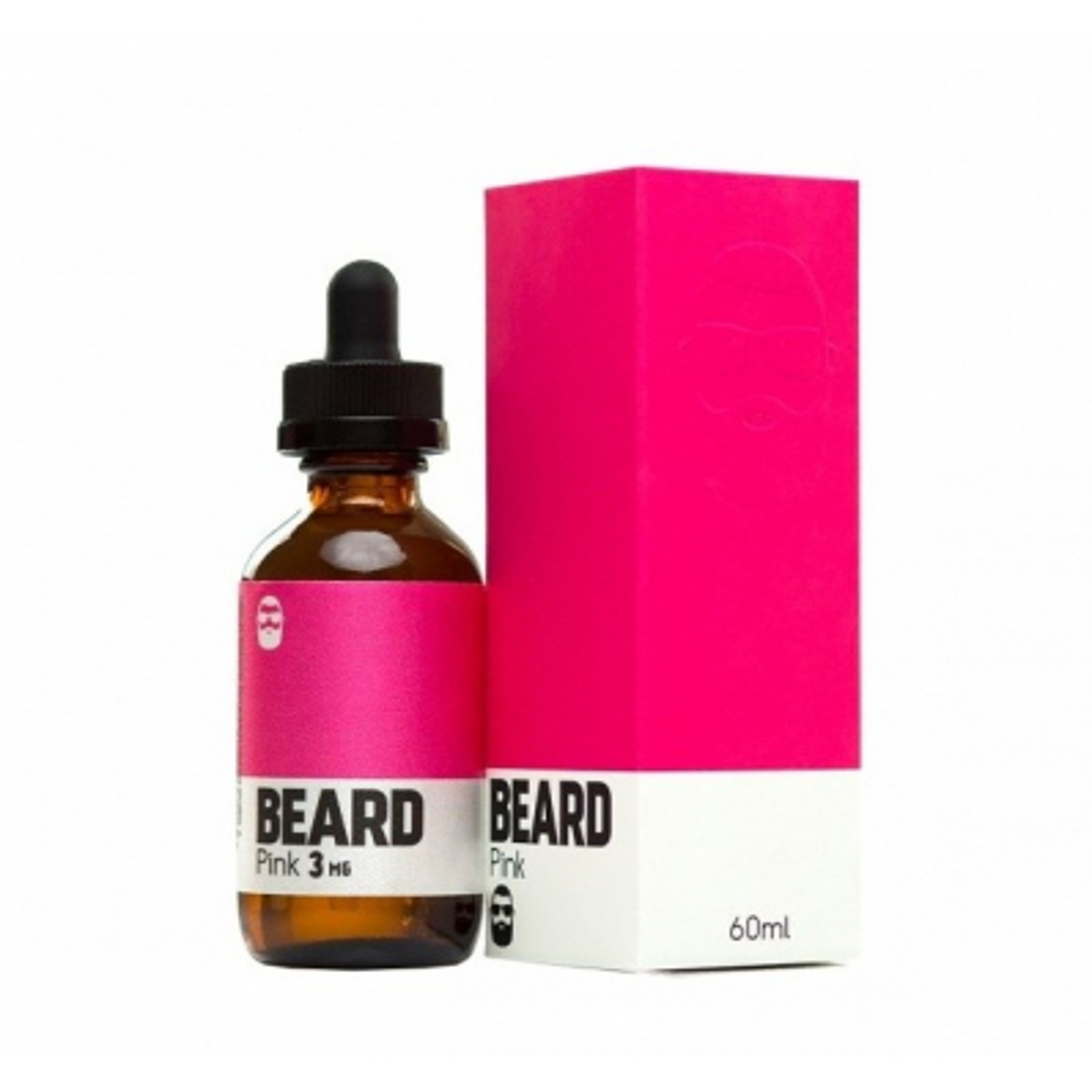 Eliquide Pink 00 - Beard Vape Co