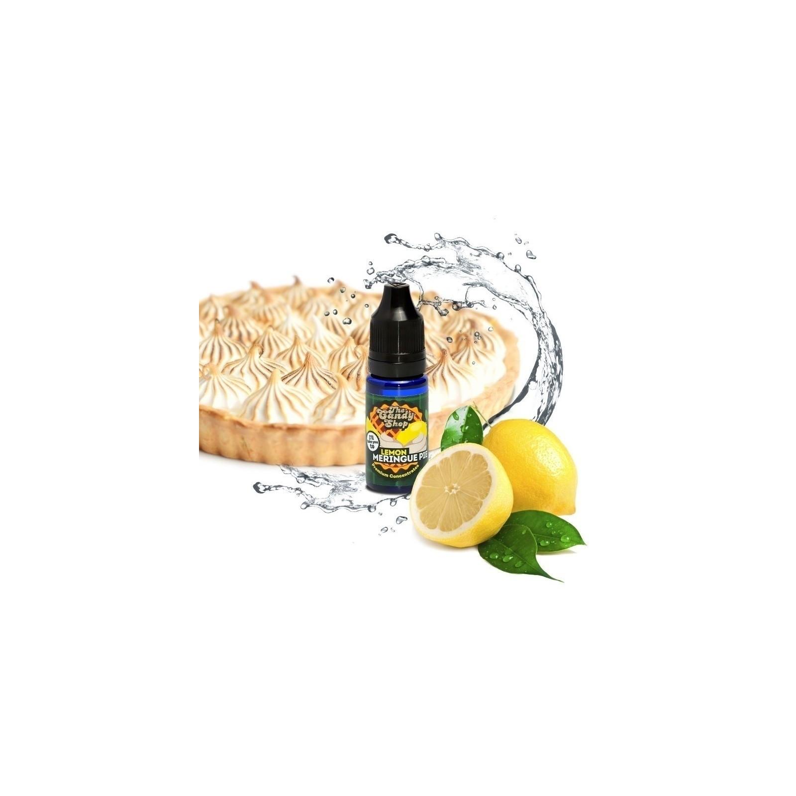 Concentré Lemon Meringue Pie - Big Mouth Liquids