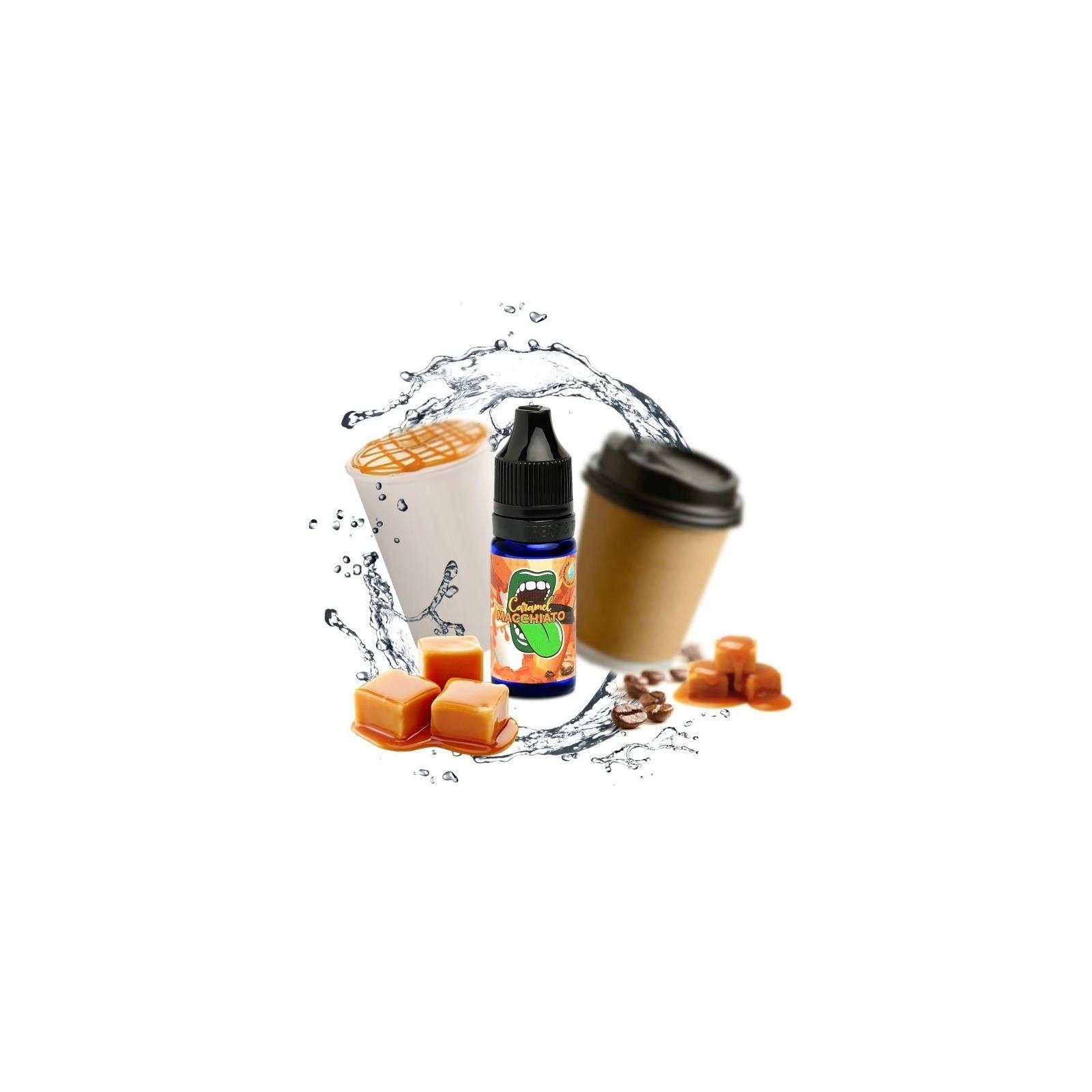 Concentré Caramel macchiato - Big Mouth Liquids