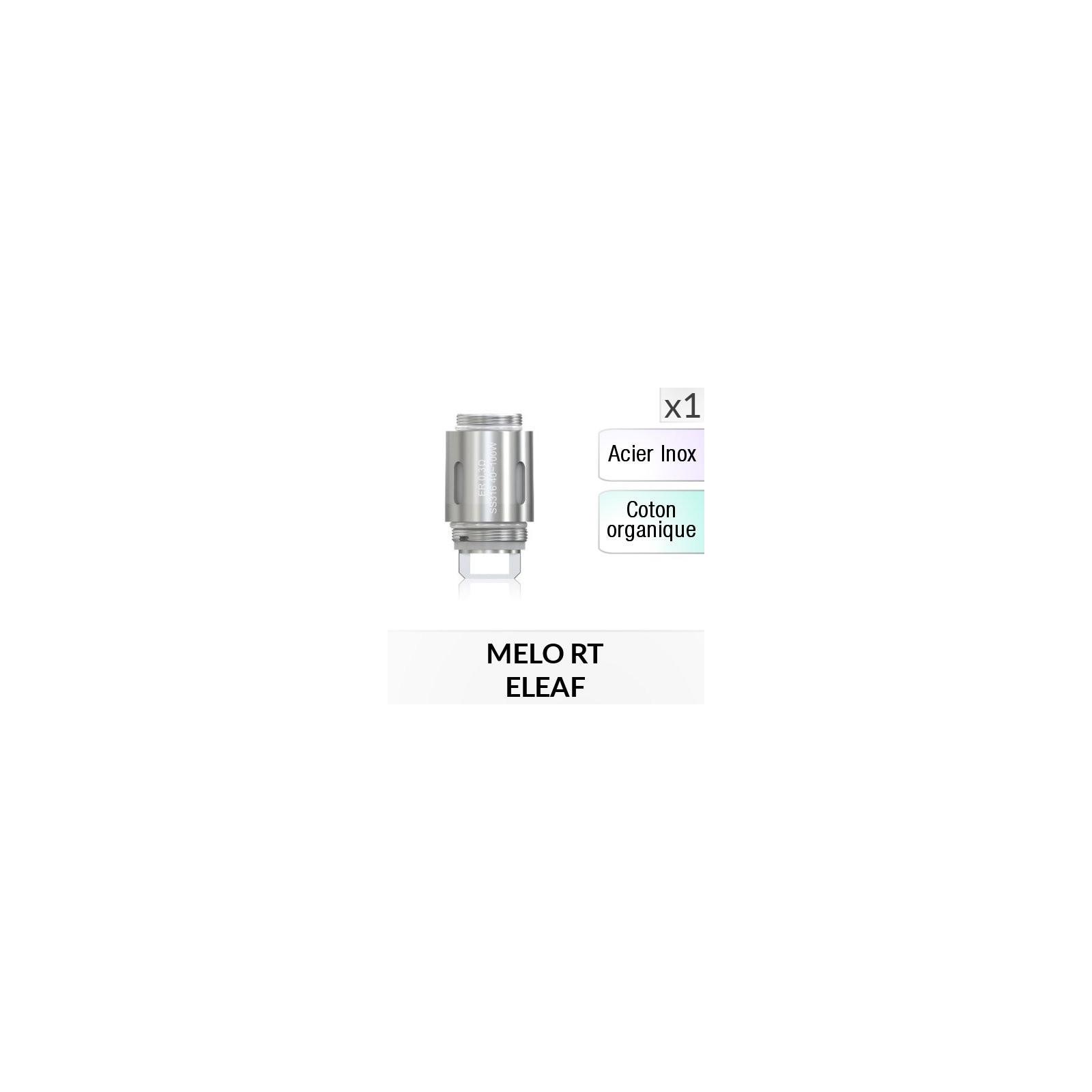 Résistance ER Melo RT / 1 Pièce