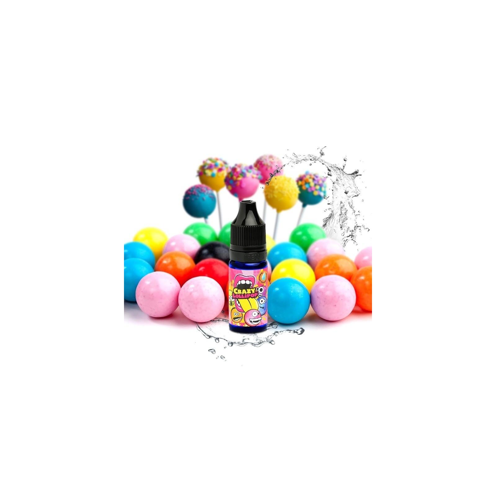 Concentré Crazy Lollipop - Big Mouth Liquids