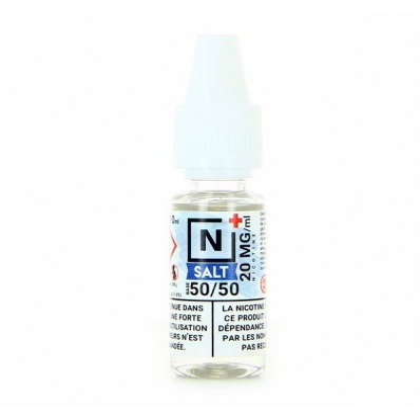 Booster Sels nicotine - N+