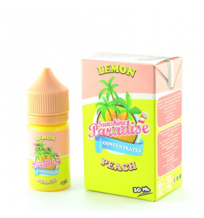 Concentré Lemon Peach - Sunshine Paradise