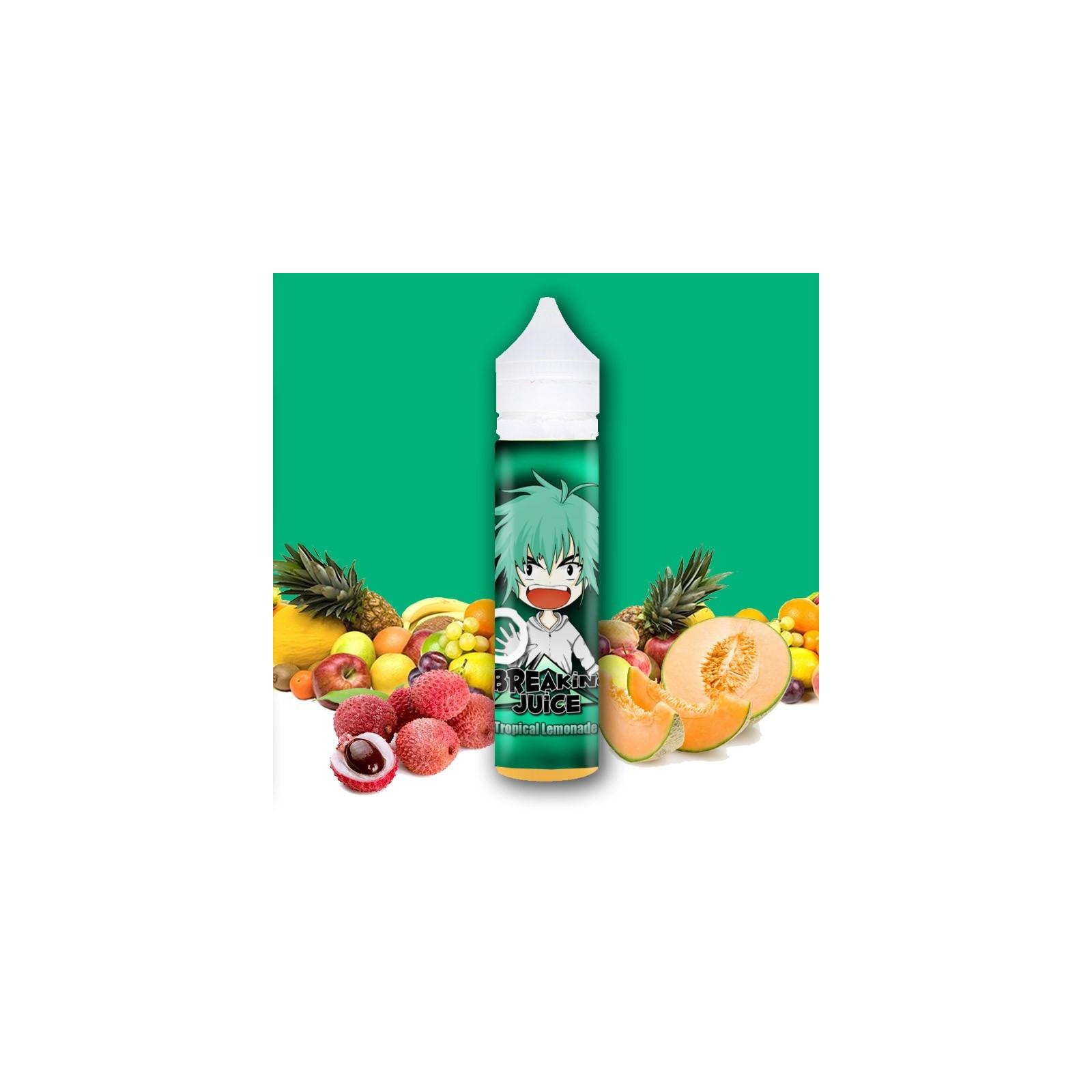 Tropical Lemonade - Breaking Juice 50 ml