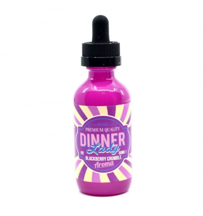 Blackberry Crumble - Dinner Lady 50 ml