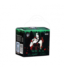 Wick & Flame Coil Ni80 - Demon Killer