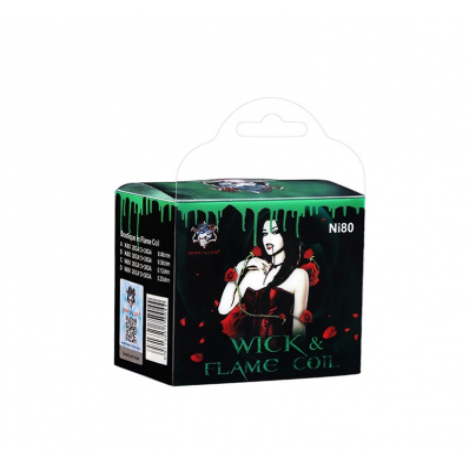 Wick & Flame Coil Ni80 - Demon Killer