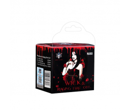 Wick & Raging fire Coil Ni80 - Demon Killer