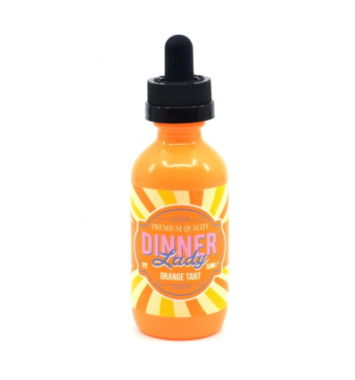 Orange Tart -  Dinner Lady 50 ml