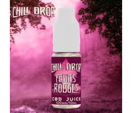 Fruits Rouges CBD - Chill Drop