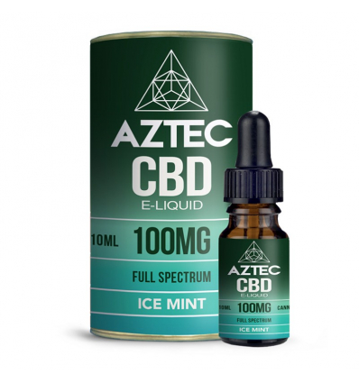 Ice Mint Aztec CBD Full Spectrum