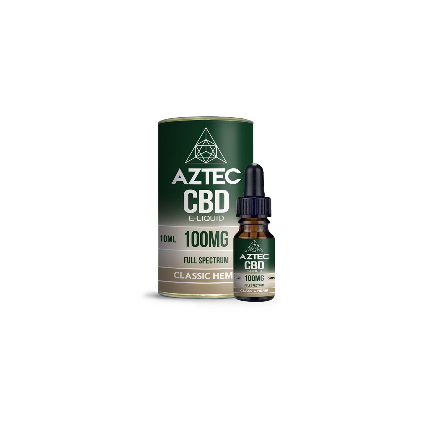 Classic Hemp Aztec CBD Full Spectrum