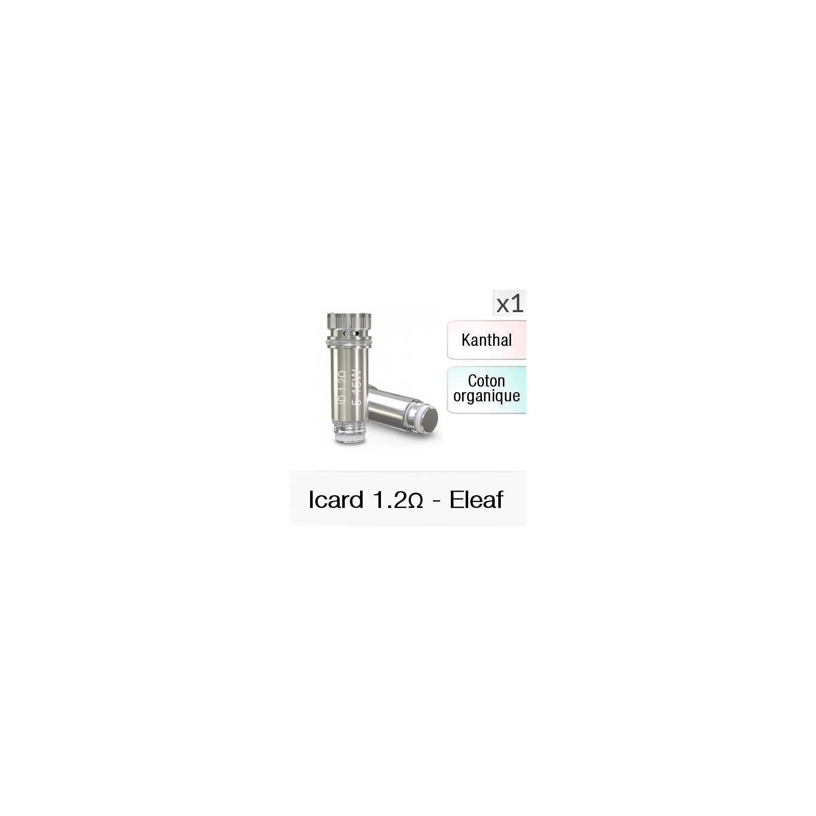Résistance Icard 1/Pièce - Eleaf