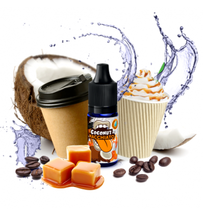 Concentré Coconut Macchiato - Big Mouth Liquids