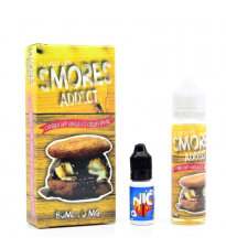 Churros and Vanilla 50 ml - Smores Addict