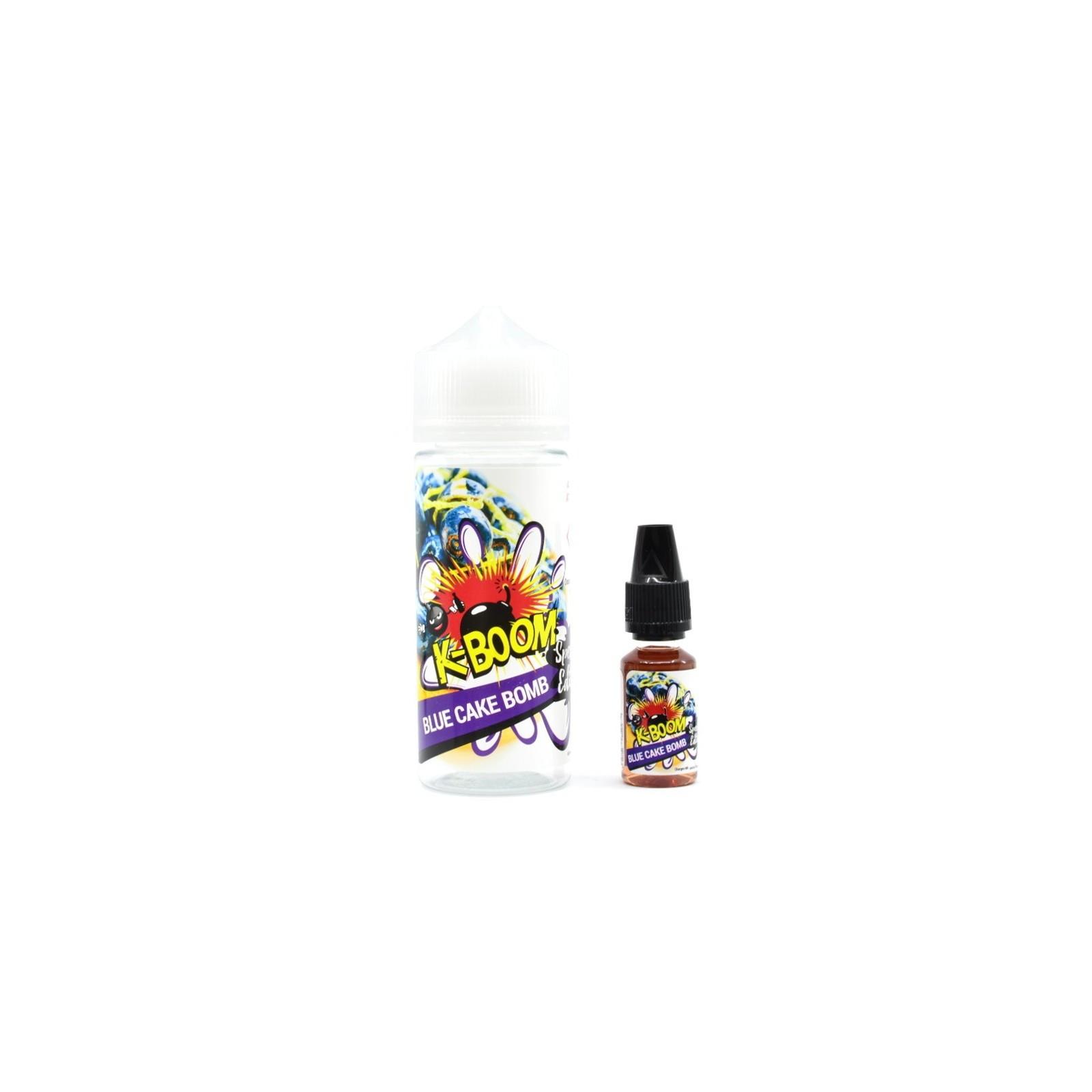 Concentré Blue Cake Bomb Special Edition - K-Boom