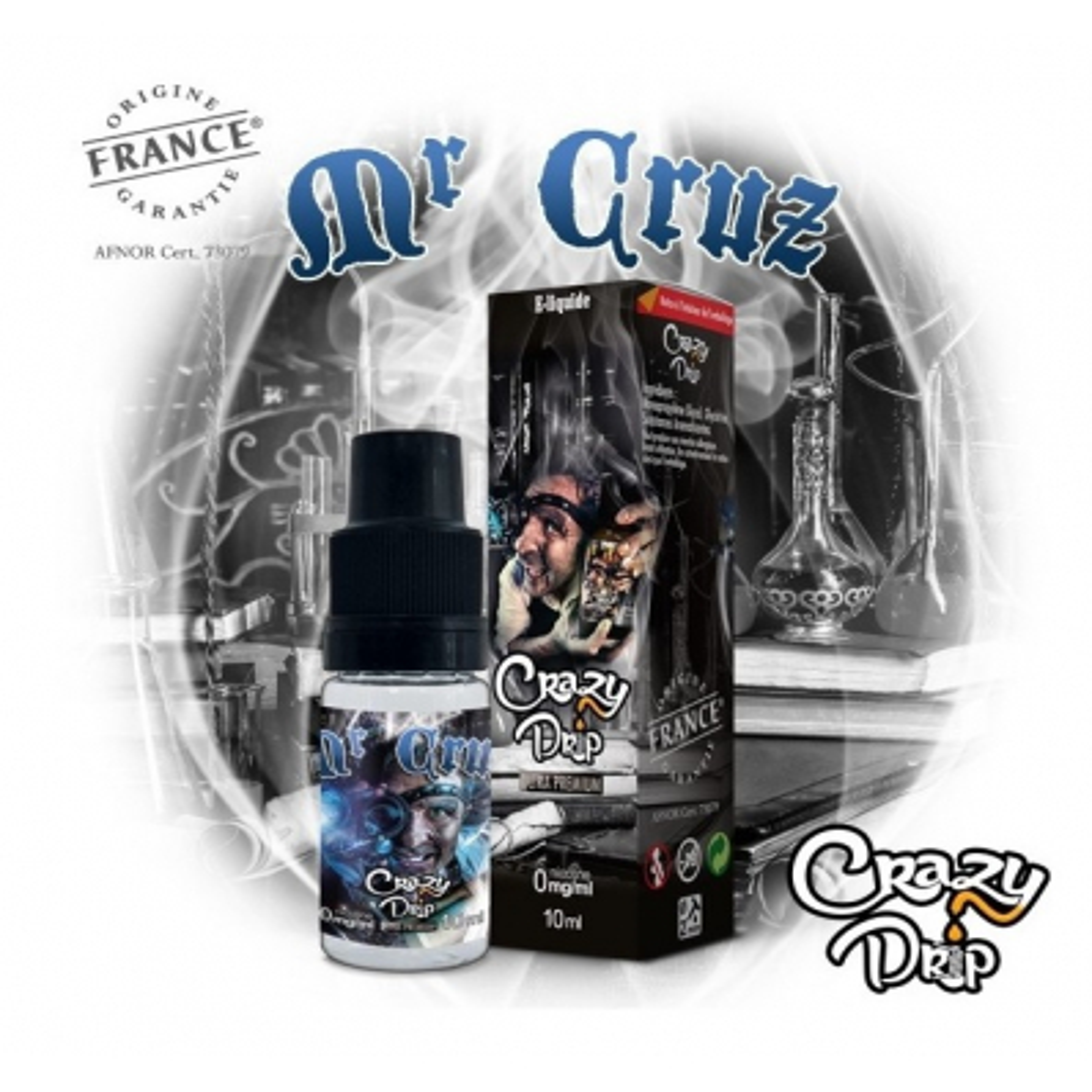 Mr Cruz - Crazy Drip
