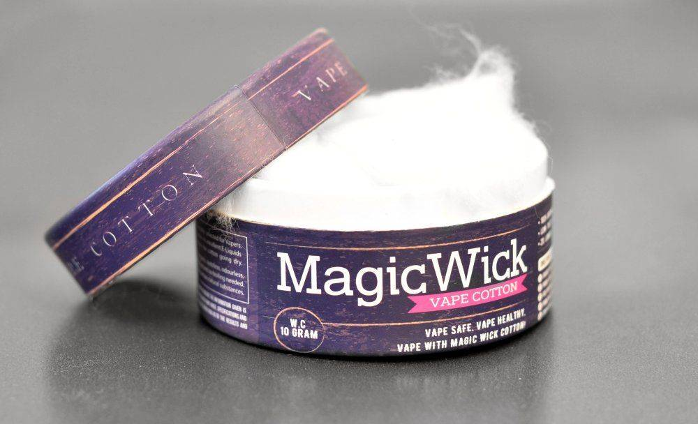 Fibre magic wick
