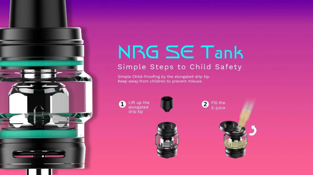NRG SE Tank