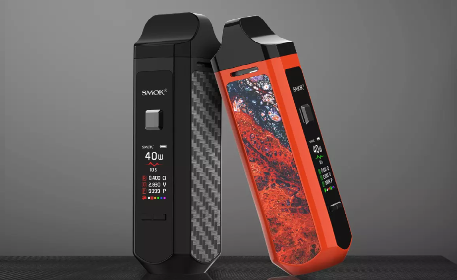 Kit RPM 40 SMOK  un Pod performant